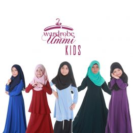 Wardrobe Ummi Kids