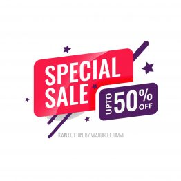 Special Sale : Kain Cotton