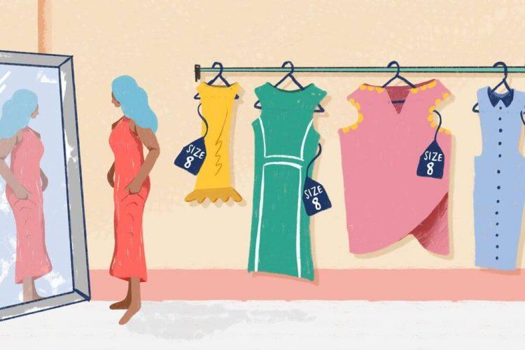 wardrobe ummi ukuran
