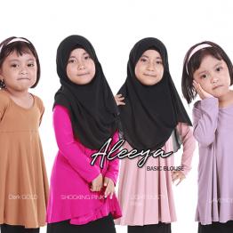 blouse budak wardrobe ummi kids