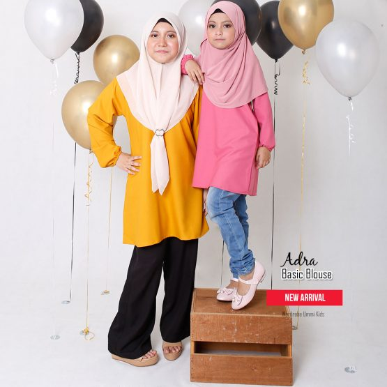 Basic Blouse Kids Adra